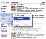 Cocinando con Google